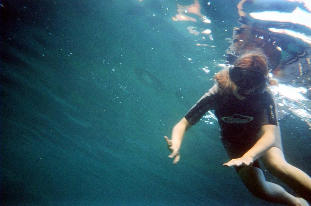 Buceo en apnea